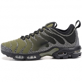 Zapatillas NK Air max TN Plus Verde Militar (Puntos)