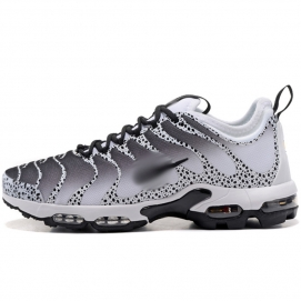 Zapatillas NK Air max TN Plus Blanco y Negro (Puntos)