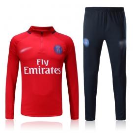 Chándal NK París Saint-Germain FC Rojo 2017-2018