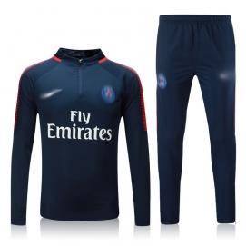 Chándal NK París Saint-Germain FC Azul Marino 2017-2018