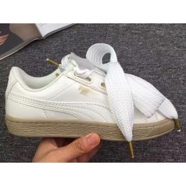 Zapatillas PMA Basket Heart Blanco