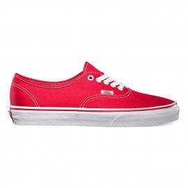 Zapatillas VNS Authentic Rojo