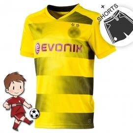 PMA Borussia Dortmund 1ª Equipación Niños 2017-2018
