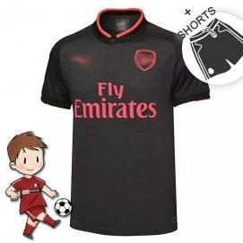 PMA Arsenal FC 3ª Equipación Niños 2017-2018
