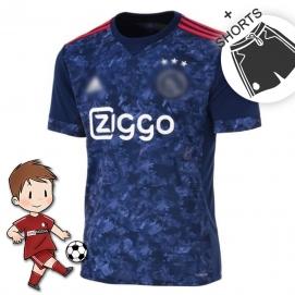 AD AFC Ajax 2ª Equipación Niños 2017-2018
