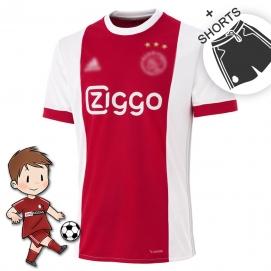 AD AFC Ajax 1ª Equipación Niños 2017-2018