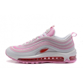 Zapatillas NK Air max 97 OG Blanco y Rosa