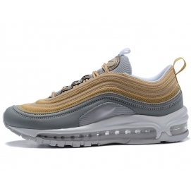 Zapatillas NK Air max 97 OG Gris y Ocre