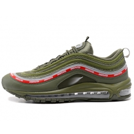 Zapatillas NK Air max 97 Undefeated Verde Militar