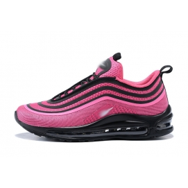 Zapatillas NK Air max 97 Ultra '17 Rosa y Negro