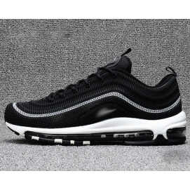 Zapatillas NK Air max 97 KPU Blanco y Negro