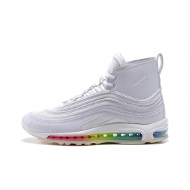 Zapatillas NK Air max 97 High Blanco