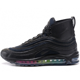 Zapatillas NK Air max 97 High Negro