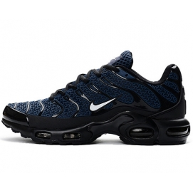 Zapatillas NK Air max TN KPU Negro y Azul