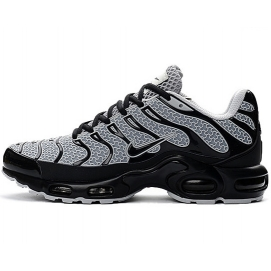 Zapatillas NK Air max TN KPU Gris y Negro