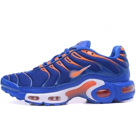 Zapatillas NK Air max TN Azul y Naranja