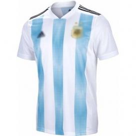 Camiseta Argentina Mundial 1ª Equipación Hombre 2017-2018