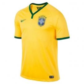 Camiseta Brasil Mundial 1ª Equipación Hombre 2017-2018