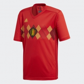 Camiseta Belgica Mundial 1ª Equipación Hombre 2017-2018