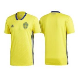Camiseta Suecia Mundial 1ª Equipación Hombre 2017-2018