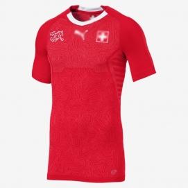 Camiseta Suiza Mundial 1ª Equipación Hombre 2017-2018