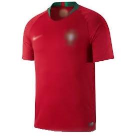 Camiseta Portugal Mundial 1ª Equipación Hombre 2017-2018