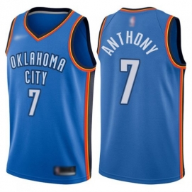 Camiseta Oklahoma City Thunders Anthony 2ª Equipación