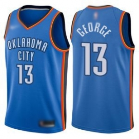 Camiseta Oklahoma City Thunders George 2ª Equipación