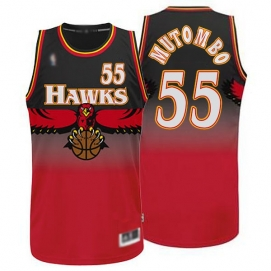 Camiseta Atlanta Hawks Mutombo