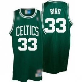 Camiseta Boston Celtics Bird 2ª Equipación