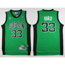 Camiseta Boston Celtics Bird 3ª Equipación