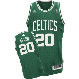 Camiseta Boston Celtics Allen 2ª Equipación