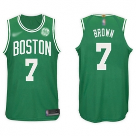 Camiseta Boston Celtics Brown 2ª Equipación