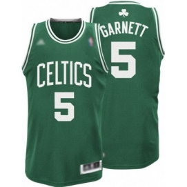 Camiseta Boston Celtics Garnett 2ª Equipación