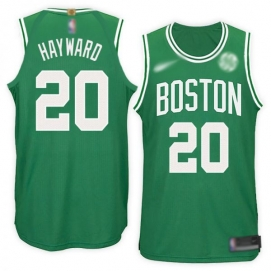 Camiseta Boston Celtics Hayward 2ª Equipación
