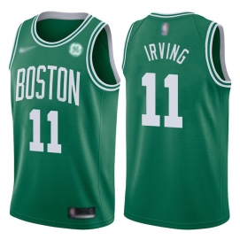 Camiseta Boston Celtics Irving 2ª Equipación