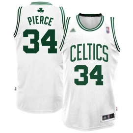 Camiseta Boston Celtics Pierce 1ª Equipación