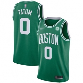 Camiseta Boston Celtics Tatum 2ª Equipación