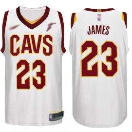 Camiseta Cleveland Cavaliers James 1ª Equipación