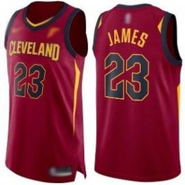 Camiseta Cleveland Cavaliers James 2ª Equipación