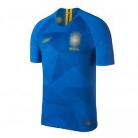 Camiseta Brasil Mundial 2ª Equipación Hombre 2017-2018