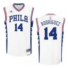 Camiseta Philadelphia 76ers Rodriguez 1ª Equipación