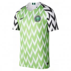 Camiseta Nigeria Mundial 1ª Equipación Hombre 2017-2018