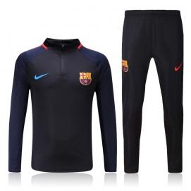 Chándal NK FC Barcelona Negro 2017-2018 SALDO