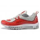 NK Air max 98 White and Red