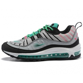 NK Air max 98 Black and Mint