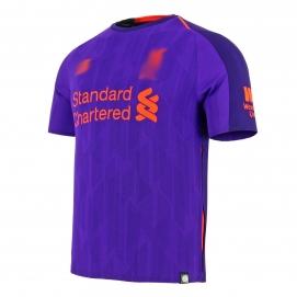 Camiseta NB Liverpool FC 2ª Equipación Hombre 2018-2019