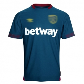 Camiseta UMB West Ham United 2ª Equipación Hombre 2018-2019