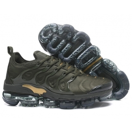 Zapatillas NK Air Vapormax Plus Verde Militar