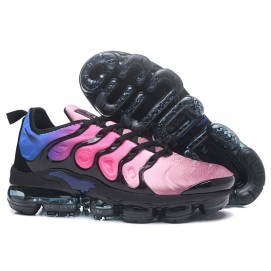 Zapatillas NK Air Vapormax Plus Rosa y Azul